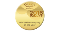 APSCo 2016 winner logo - RPO/MSP of the year