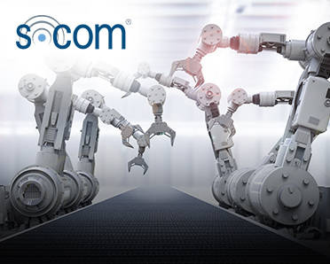 robotic arms, Scom recruitment