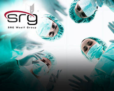 a group of surgeons, SRG recruitment