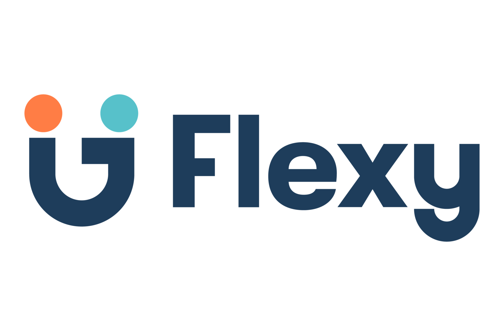 Flexy logo new, colour