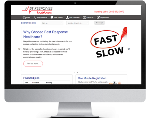 Fast Response Healthcare, colour